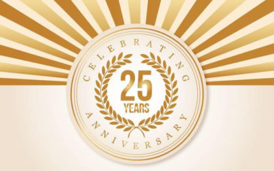 Celebrating Pristine's Silver Jubilee Year